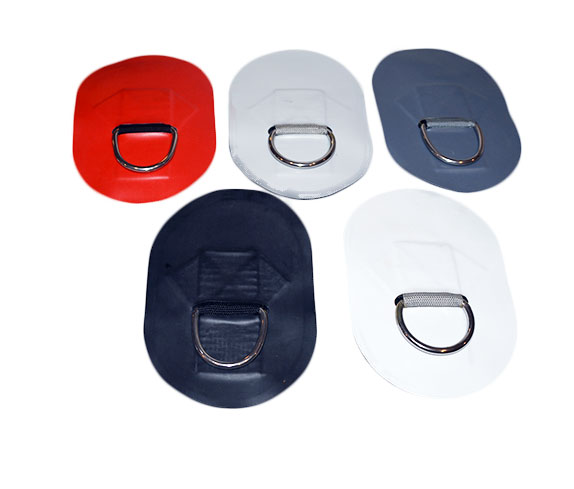 Inflatable Boat Suitable for Hypalon Inflatables D Ring Patch