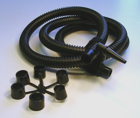 Super 4 Inflatable Boat Pump Hose and Fittings, SRSR6008