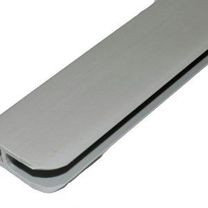 Achilles plastic floor joints (Achilles Part #SC392GY), Single Floor Joint