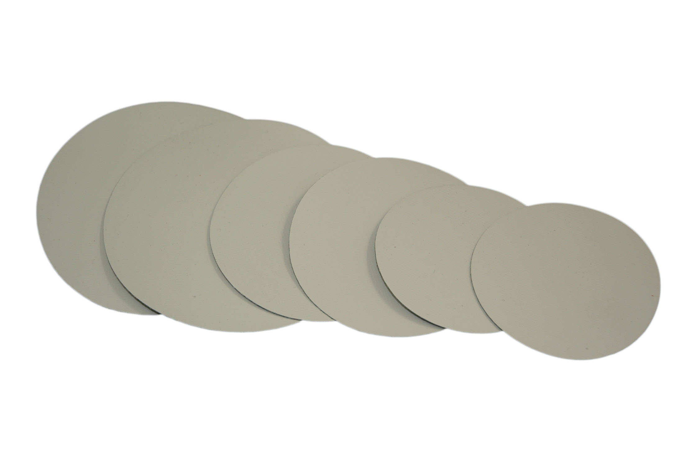 Hypalon Patches for Inflatable Boat Repair, 6, Available in Light Gray,  Dark Gray, Red, Black and White