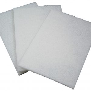"Non Abrasive Scrub Pads, 6"" x 4.5"", Set of 3"