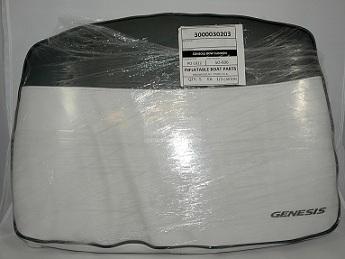 Walker Bay Genesis Bow Cushion, 3000030203