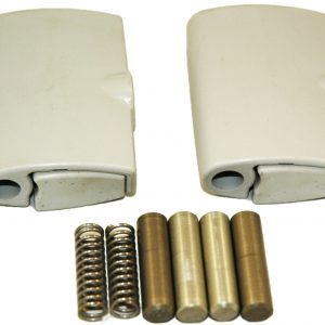 Walker Bay Inflatable Boat Oarlock Hinge, pair #25011