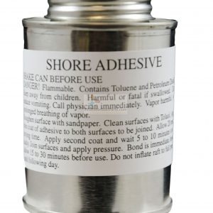 Shore Adhesive, Single-Part Hypalon Glue for Inflatable Boats