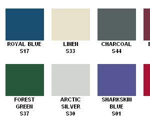 Sharkskin Colors