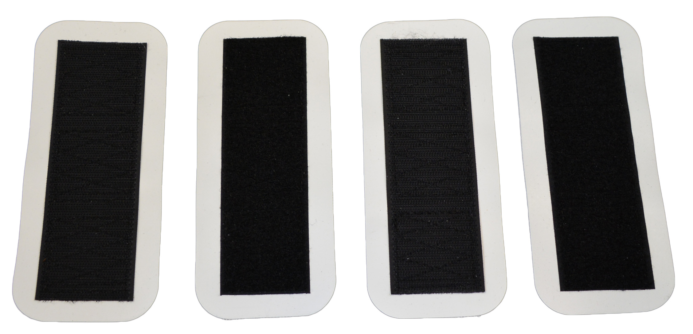 Inflatable Boat Seat Velcro Attaching Patches Hypalon 7x3