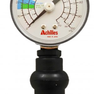 Achilles High and Low Pressure Gauge