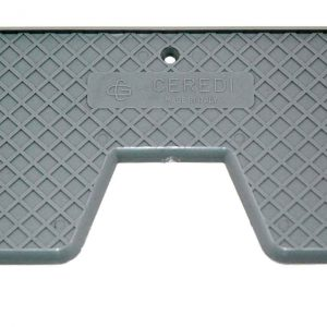 Transom Plate for Inflatable Boats