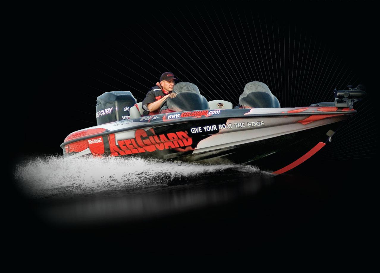 KeelGuard, Boat Keel Protector - 4 Foot