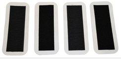 Velcro Seat Patches & Seat Attachments