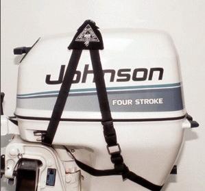 Outboard Motor Hoists