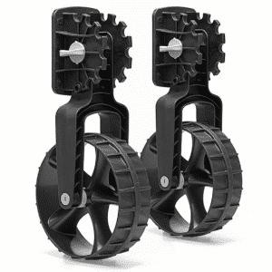 RailBlaza Transom Wheels